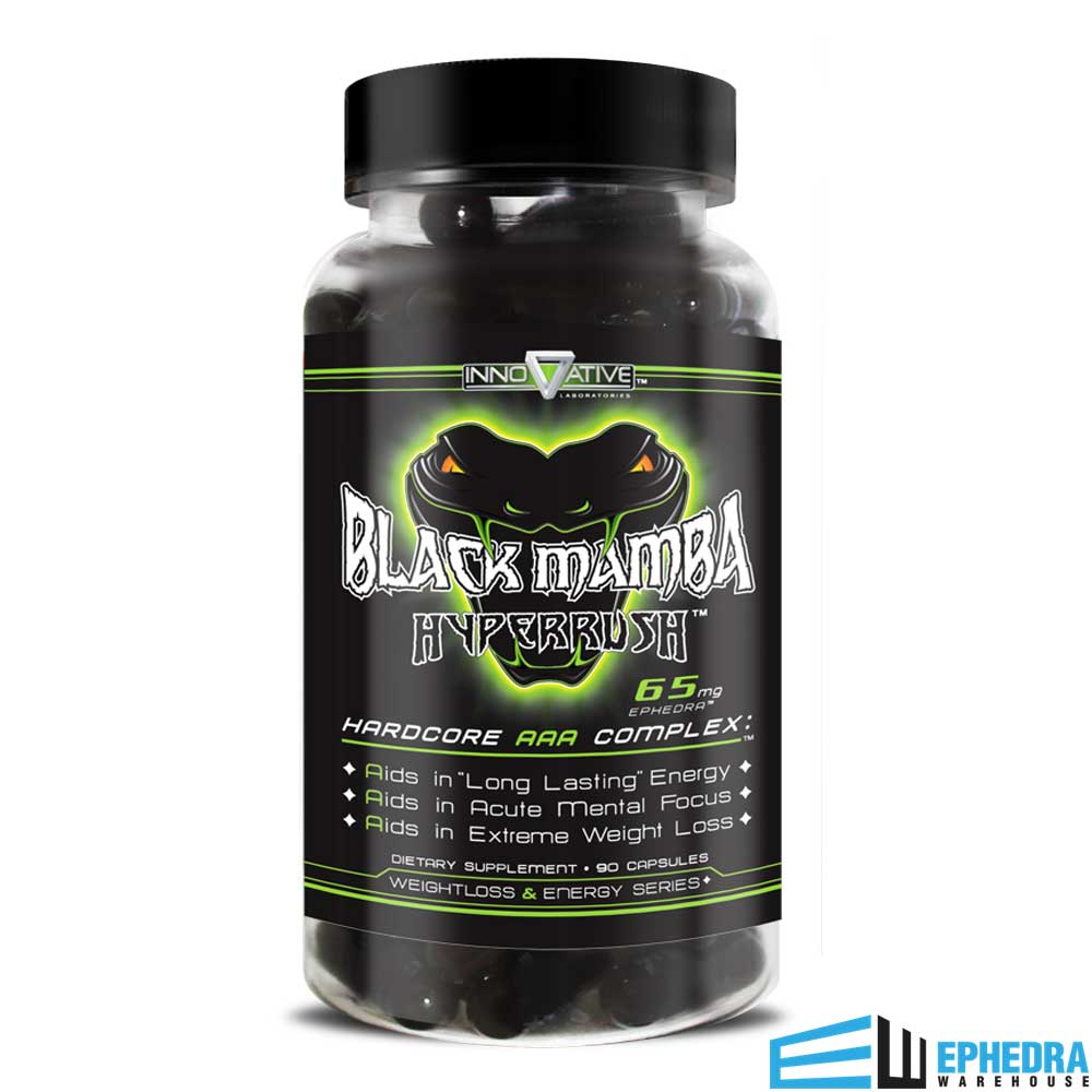 4 Black Mamba From Innovative Laboratories