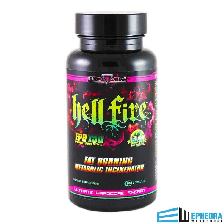 Hellfire EPH 15 - Kупить жиросжигатель Hellfire, Diablos