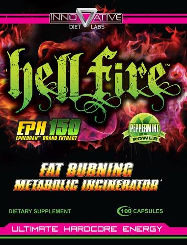HellFire Ephedra Diet Pills