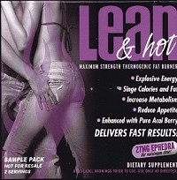 Lean & Hot Sample Pack