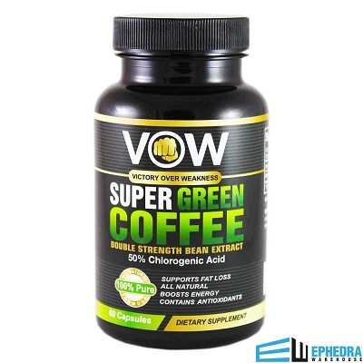 Super Green Coffee by Victory Over Weakness