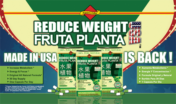 what is fruta plants