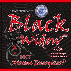 black widow diet pills with ephedra