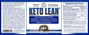 Keto Lean by Hi-Tech