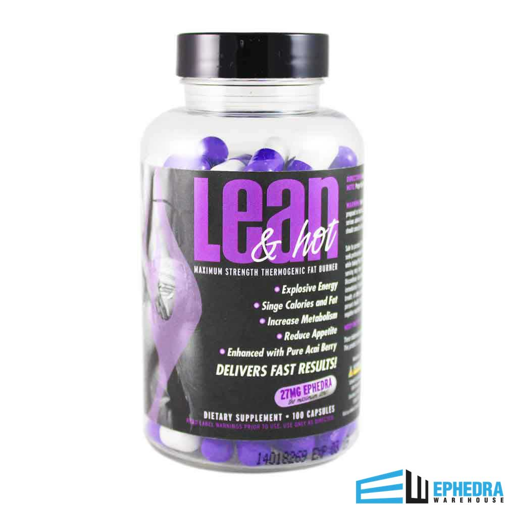 Lean and Hot Diet Pills with Ephedra | Lean and Hot Reviews