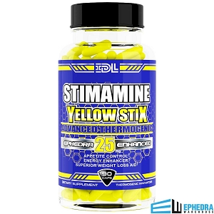 Yellow Stix with Ephedra