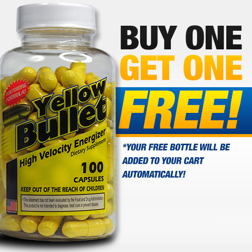 Yellow Bullet Pills