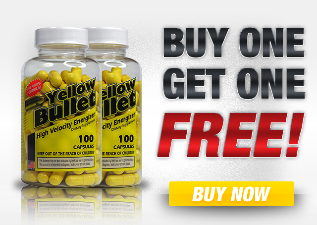 Yellow Bullet Ephedra